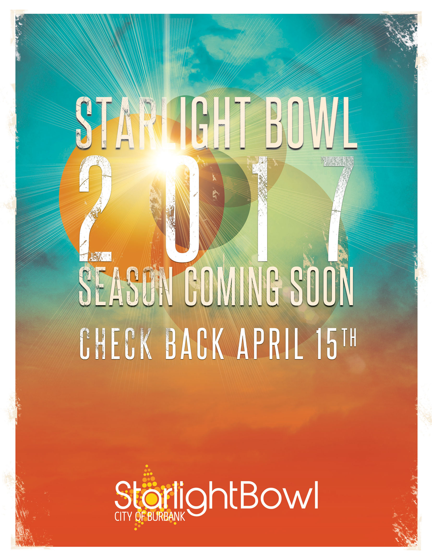 2017 starlight Bowl Season, Coming Soon. Please check back April 15th